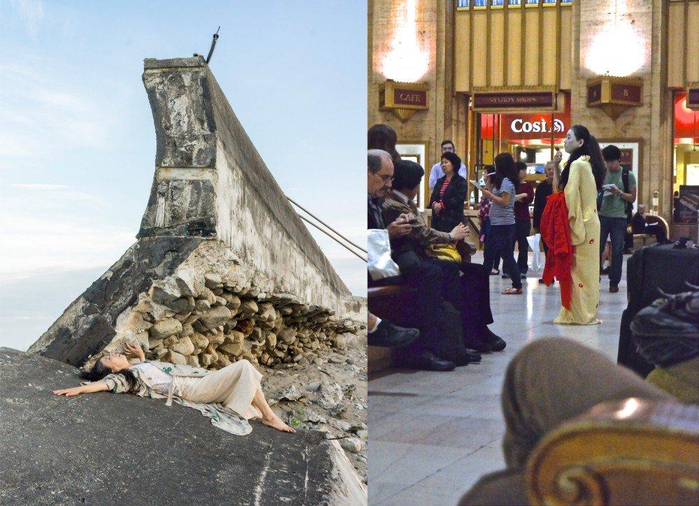 Photos by William Johnston (L), David Brick (R)