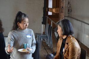 Eiko Otake and Maiko Matsushima